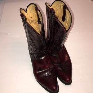 J MEN's Cowboy/Western Boots H758 Sz 12 EE